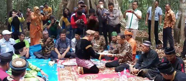 Inisatif Pertama Hutan Adat di Riau