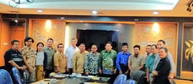 Masyarakat Adat Kampar Temui Pejabat Ditjen di Jakarta