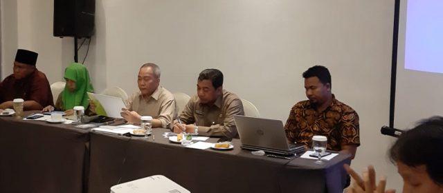 Direktur Jenderal KSDAE Fasilitasi Pertemuan Usulan MHA