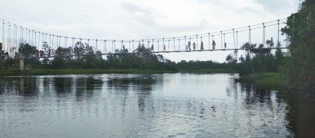 Muara Bungkal, Kampung Tua yang Digerus HTI dan Sawit