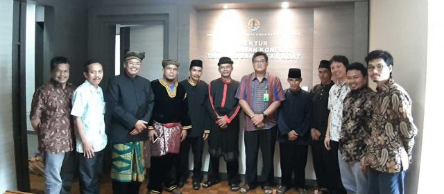 Pertama di Riau: Masyarakat Sampaikan Usulan Hutan Adat