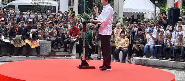 Pertama Kalinya di Riau, 2 Hutan Adat Dapat Pengakuan Negara