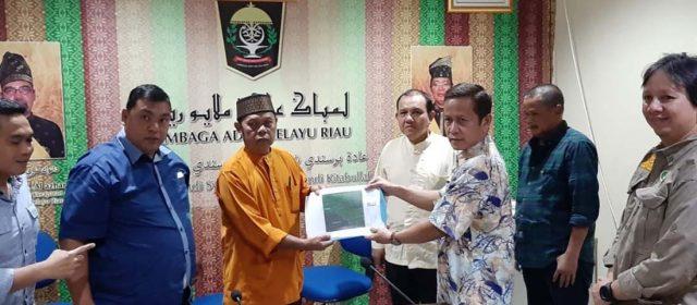 LAM Riau dan Tim Tanjak Dorong Percepatan Pengakuan Hutan Adat