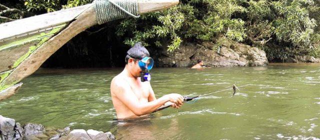 Sungai adalah Urat Nadi Masyarakat Hukum Adat Kenegerian Batu Songgan