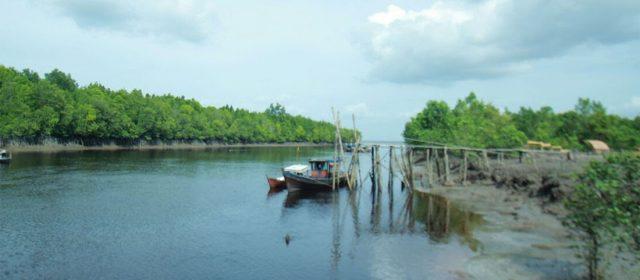 Laut, Harapan Nelayan Desa Penyengat yang Mulai Sirna