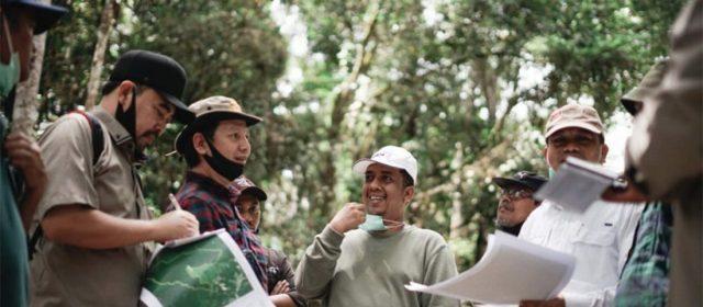 Kadis LHK Riau Ajak Masyarakat Lestarikan Hutan Adat Imbo Putui
