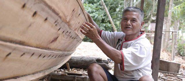Pighau, Perahu Tak Tergantikan Sepanjang Masa